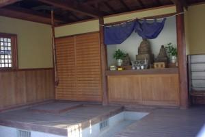 3番金泉寺の春戸茶屋。